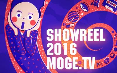 魔格工作室2016年Showreel(作品集)
