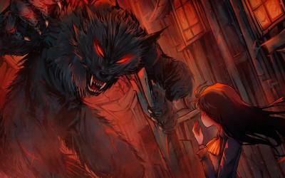 狼人杀手游宣传动画
