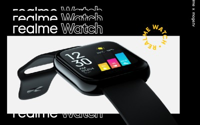 realme watch ID video